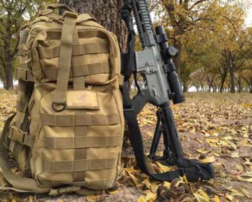 Gear Review: Exos Bravo Backpack